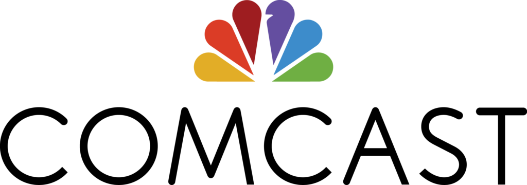 Comcast NBC logo