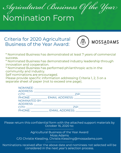 Ag Business Nom form (2020) (1)